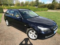 2008 BMW 5 SERIES 2.0 520D SE TOURING 5d 175 BHP Full Service History MOT 09/19 £3690.00
