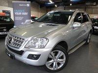 2009 MERCEDES-BENZ M CLASS 3.0 ML320 CDI SPORT 5d AUTO 222 BHP £8290.00