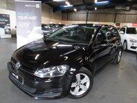 2015 VOLKSWAGEN GOLF 1.6 MATCH TDI BLUEMOTION TECHNOLOGY DSG 5d AUTO 103 BHP £8490.00