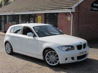 2010 BMW 1 SERIES 118D M SPORT (£1,175 OF EXTRAS / £30 TAX) 5dr £6490.00