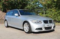 2010 BMW 3 SERIES 2.0 320D M SPORT TOURING 5d AUTO 181 BHP £7990.00
