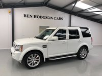 2010 LAND ROVER DISCOVERY 3.0 4 SDV6 XS 5d AUTO 245 BHP £22995.00