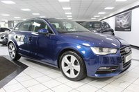 USED 2014 14 AUDI A3 1.6 TDI SPORT 105 BHP 1 FORMER DOCUMENTED HISTORY!