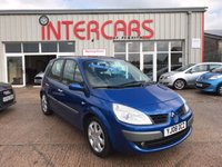 USED 2008 08 RENAULT SCENIC 1.9 DYNAMIQUE DCI 5d 130 BHP