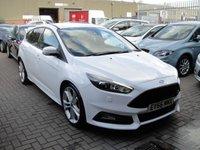 2016 FORD FOCUS 2.0 ST-3 5d 247 BHP £12480.00
