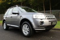 USED 2012 62 LAND ROVER FREELANDER 2 2.2 SD4 XS 5d AUTO 190 BHP A STUNNING FREELANDER WITH GREAT SPEC AND A LAND ROVER SERVICE HISTORY!!!