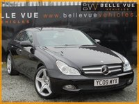 USED 2009 09 MERCEDES-BENZ CLS CLASS 5.5 CLS500 4d AUTO 383 BHP *MASSIVE SPEC, IMMACULATE, MUST SEE*