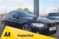 USED 2010 10 BMW 3 SERIES 2.0 320D M SPORT 2d 181 BHP