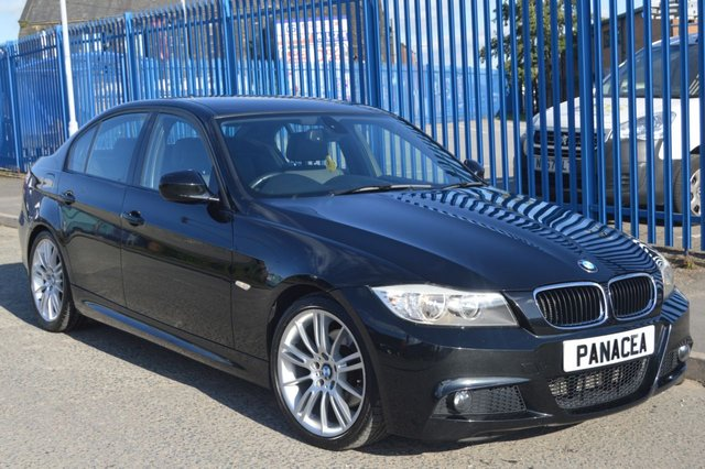 2010 60 BMW 3 SERIES 2.0 320D M SPORT BUSINESS EDITION 4d 181 BHP