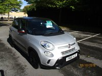 USED 2015 15 FIAT 500L 1.6 MULTIJET BEATS EDITION 5d 105 BHP VIEWING HIGHLY RECOMMENDED !!