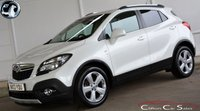 USED 2013 13 VAUXHALL MOKKA 1.6 SE 5 DOOR 5-SPEED 113 BHP