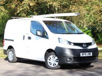 USED 2015 15 NISSAN NV200 1.5 DCI ACENTA 1d 90 BHP From £143 PCM with VAT as Deposit