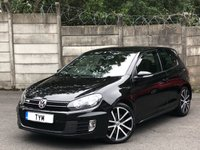 USED 2012 12 VOLKSWAGEN GOLF 2.0 GTD TDI 3d 170 BHP DVD SAT NAV/18'' CHARLESTON ALLOY WHEELS