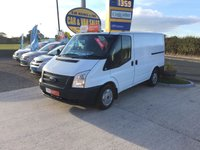 2012 FORD TRANSIT  2.2 TDCI 100BHP T280 **ONE OWNER DIRECT COUNCIL**37K** £SOLD