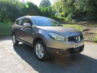 USED 2012 61 NISSAN QASHQAI 1.6 ACENTA 5d 117 BHP FROM £35 A WEEK WITH NO DEPOSIT!