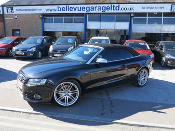 Used Audi A Cars In Dunstable From Bellevue Garage Ltd - Bellevue audi
