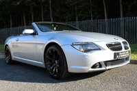 USED 2005 55 BMW 6 SERIES 4.8 650I SMG 2d 363 BHP A RARE AND STUNNING 650i WITH FULL HISTORY!!!