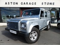 2013 LAND ROVER DEFENDER 110 2.2 TD XS UTILITY WAGON 110 LWB 122 BHP **HEATED SEATS * A/C** £29450.00