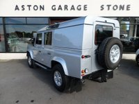 USED 2013 63 LAND ROVER DEFENDER 110 2.2 TD XS UTILITY WAGON 110 LWB 122 BHP **HEATED SEATS * A/C** **AIR CON * HEATED SEATS * L/ROVER HISTORY**