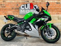 USED 2016 16 KAWASAKI ER-6F EX 650 FGF ABS One Owner From New