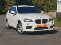 2012 BMW X1 2.0 SDRIVE18D M SPORT 5d 141 BHP £7450.00