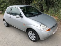 2002 FORD KA 1.3 COLLECTION A/C 3d 59 BHP £795.00