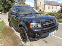 2012 LAND ROVER RANGE ROVER SPORT 3.0 SDV6 HSE 5d AUTO 255 BHP £15995.00