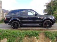 USED 2012 12 LAND ROVER RANGE ROVER SPORT 3.0 SDV6 HSE 5d AUTO 255 BHP