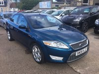 USED 2008 08 FORD MONDEO 2.0 TITANIUM X TDCI 5d 140 BHP AVAILABLE AT OUR HADDINGTON BRANCH