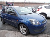 2008 FORD FIESTA 1.2 STYLE 16V 3d 78 BHP £850.00