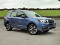 USED 2018 SUBARU FORESTER 2.0 I XE 5d 148 BHP THE LAST PETROL MANUAL FORESTER XE, BRAND NEW, UNREGISTERED.