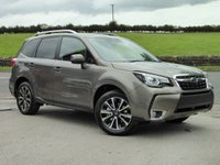 USED 2018 SUBARU FORESTER 2.0 I XT 5d AUTO 237 BHP LIMITED EDITION 1 OF ONLY 50 IN SEPIA BRONZE, BRAND NEW, UNREGISTERED
