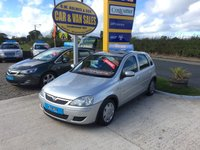 2006 VAUXHALL CORSA DESIGN 1.4 5 DOOR AUTOMATIC **2 LADY OWNERS**49000 MILES** £2195.00