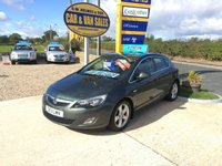 2011 VAUXHALL ASTRA SRI ECOFLEX 1.7 CDTI **FVSH**2 OWNERS**ONLY 41000 MILES** £4995.00