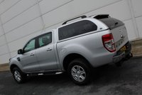 USED 2014 14 FORD RANGER 2.2 LIMITED 4X4 DCB TDCI 1d AUTO 148 BHP