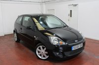 USED 2008 58 FORD FIESTA 1.2 ZETEC BLUE 3d 75 BHP