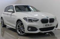 2015 BMW 1 SERIES 2.0 120D XDRIVE M SPORT 5d 188 BHP £16990.00