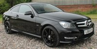 USED 2011 57 MERCEDES-BENZ C CLASS 2.1 C220 CDI BLUEEFFICIENCY AMG SPORT ED125 2d 170 BHP