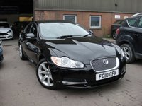 2010 JAGUAR XF 3.0 LUXURY V6 4d AUTO 238 BHP £7980.00