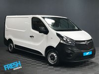 USED 2015 65 VAUXHALL VIVARO 1.6 2700 L1H1 CDTI  * 0% Deposit Finance Available