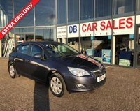 USED 2011 11 VAUXHALL ASTRA 1.4 EXCLUSIV 5d 98 BHP NO DEPOSIT AVAILABLE, DRIVE AWAY TODAY!!