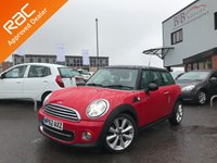 2012 MINI HATCH COOPER 1.6 COOPER D 3d 112 BHP £5850.00