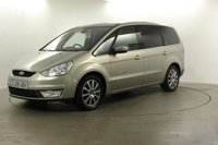 USED 2009 09 FORD GALAXY 2.0 GHIA TDCI 5d 143 BHP