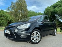 USED 2011 60 FORD S-MAX 2.0 TITANIUM TDCI 5d AUTO 138 BHP TITANIUM SPEC, FULL SERVICE HISTORY, ONLY 2 OWNERS FROM NEW, DAB RADIO