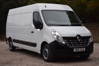 2017 RENAULT MASTER 2.3 LM35 BUSINESS DCI 130 BHP