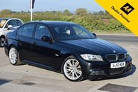 USED 2010 10 BMW 3 SERIES 2.0 318I M SPORT BUSINESS EDITION 4d AUTO 141 BHP