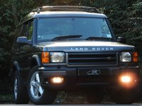 USED 2001 LAND ROVER DISCOVERY 4.0 V8I XS 5d AUTO 182 BHP DEMO + 1 OWNER ONLY 84K FSH