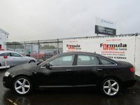 USED 2010 10 AUDI A6 2.0 TDI e S line 4dr 2 OWNERS+FULL MOT+VALUE