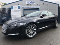 2011 JAGUAR XF 2.2 D LUXURY 4d AUTO 190 BHP £SOLD