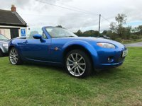 2006 MAZDA MX-5 2.0 SPORT very clean well looked after car last owner 6years  £3995.00